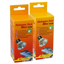 Halogen Sun Mini 35W Double Pack