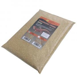 Terarijní písek žlutý 4kg jemný