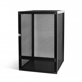 Flexárium 50x50x100 cm černé ReptiEye