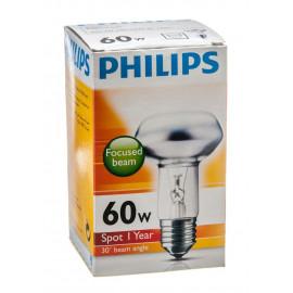 PHILIPS E27/60W Spotone NR63