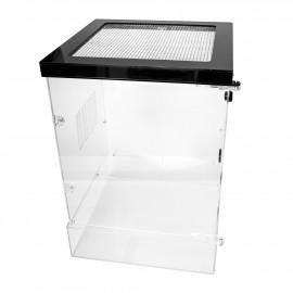 Acrylic terrarium 60x40x40 ReptiEye