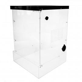 Akrylové terárium vodotěsný 50x35x35 ReptiEye